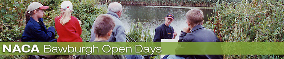 NACA Bawburgh open days with coaching and guidance